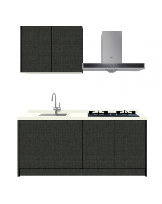 Oxford Vast Kitchen Cabinet i6